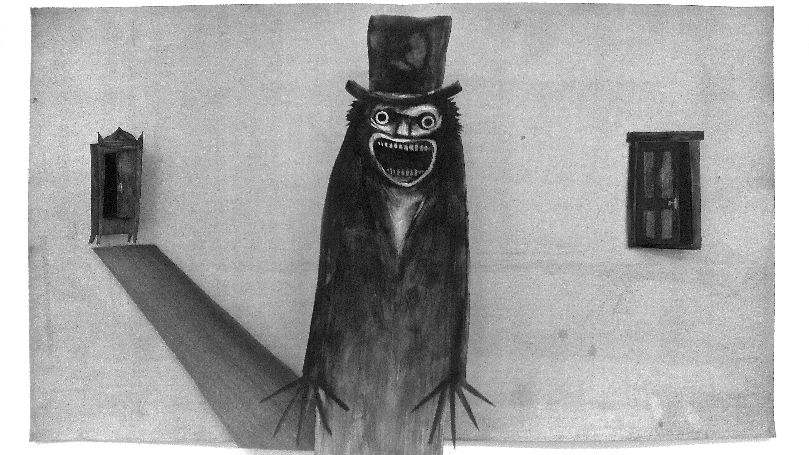 The Babadook • Production Designer / Illustrator